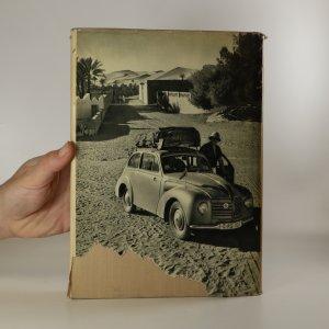 antikvární kniha Saharou a pralesem, 1959