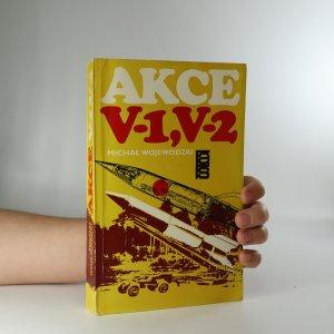 náhled knihy - Akce V-1, V-2
