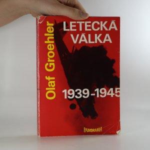 náhled knihy - Letecká válka 1939-1945