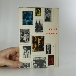 náhled knihy - Kniha o Praze