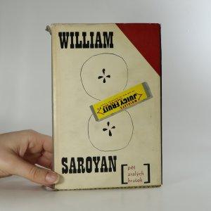 náhled knihy - Pět zralých hrušek a jiné povídky