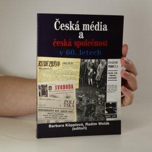 náhled knihy - Česká média a česká společnost v 60. letech