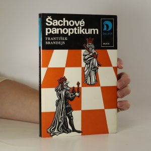 náhled knihy - Šachové panoptikum