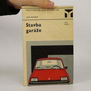 náhled knihy - Stavba garáže