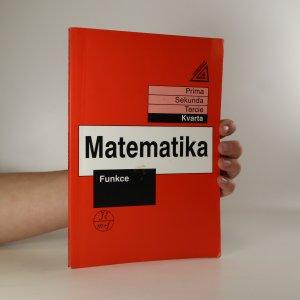 náhled knihy - Matematika. Kvarta. Funkce
