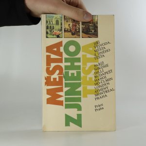 náhled knihy - Města z jiného těsta