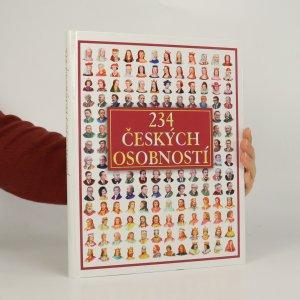 náhled knihy - 234 českých osobností