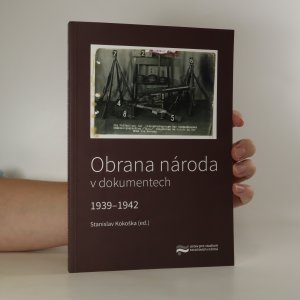 náhled knihy - Obrana národa v dokumentech. 1939-1942