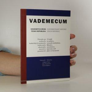 náhled knihy - Vademecum soudobých dějin - Česká republika