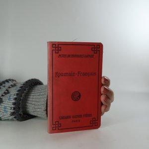 náhled knihy - Mic dictionar român-francez