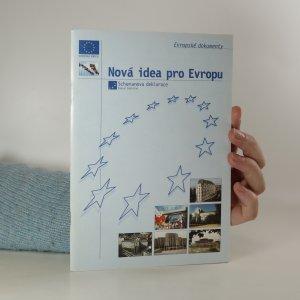 náhled knihy - Nová idea pro Evropu. Schumanova deklarace