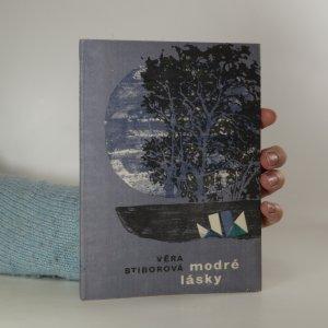 náhled knihy - Modré lásky