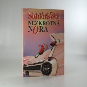 náhled knihy - Nezkrotná Nora