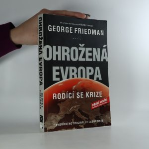 náhled knihy - Ohrožená Evropa. Rodící se krize