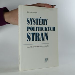 náhled knihy - Systémy politických stran. Úvod do jejich srovnávacího studia