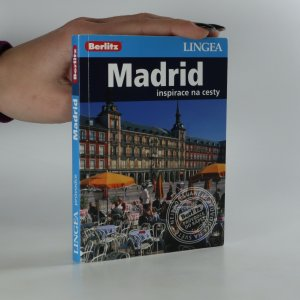 náhled knihy - Madrid. Inspirace na cesty