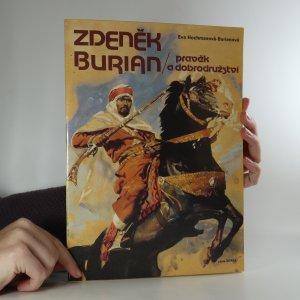 náhled knihy - Zdeněk Burian. Pravěk a dobrodružství