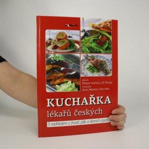 náhled knihy - Kuchařka lékařů českých