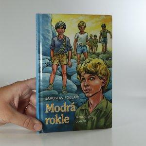 náhled knihy - Modrá rokle