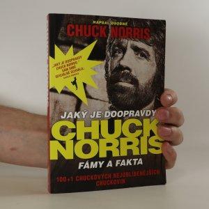 náhled knihy - Jaký je doopravdy Chuck Norris