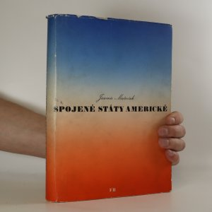 náhled knihy - Spojené státy americké. Hospodářsko-politický vývoj národa