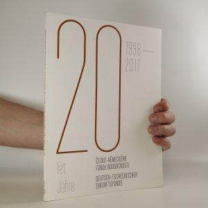 náhled knihy - 20 let Česko-německého fondu budoucnosti