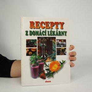 náhled knihy - Recepty z domácí lékarny
