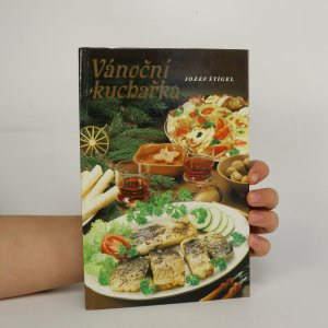 náhled knihy - Vánoční kuchařka