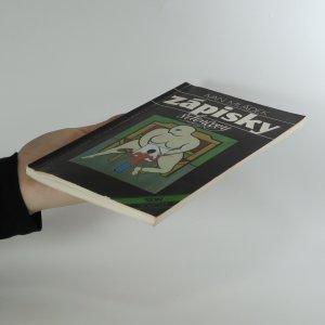 antikvární kniha Zápisky šílencovy, 1990