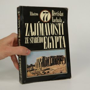 náhled knihy - 77 zajímavostí ze starého Egypta