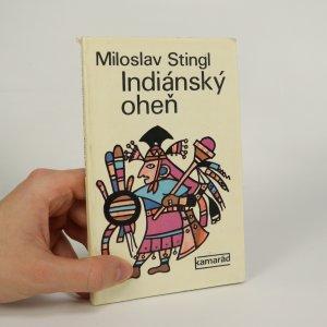 náhled knihy - Indiánský oheň