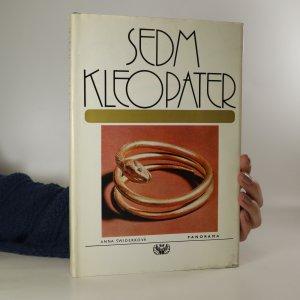 náhled knihy - Sedm Kleopater