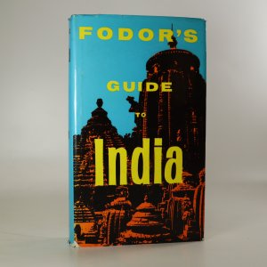 náhled knihy - Fodor's guide to India