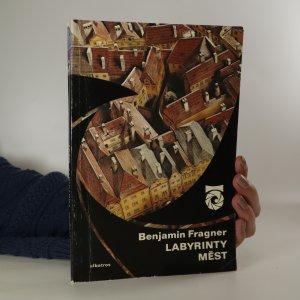 náhled knihy - Labyrinty měst