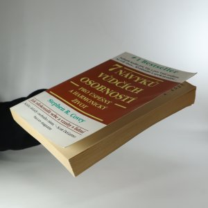 antikvární kniha 7 návyků vůdčích osobností pro úspěšný a harmonický život, 1997