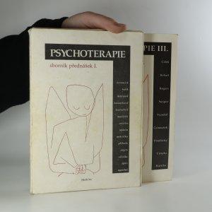 náhled knihy - Psychoterapie. Sborník přednášek I. a III. díl (viz stav)