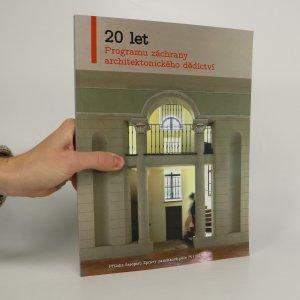 náhled knihy - 20 let programu záchrany architektonického dědictví