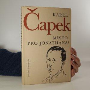 náhled knihy - Místo pro Jonathana!