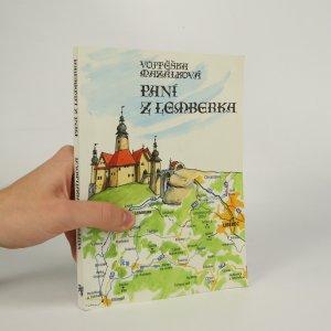 náhled knihy - Paní z Lemberka