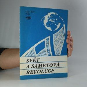 náhled knihy - Svět a sametová revoluce