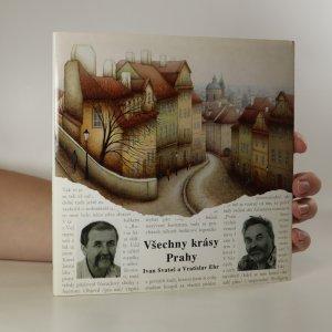 náhled knihy - Všechny krásy Prahy (věnování autora)