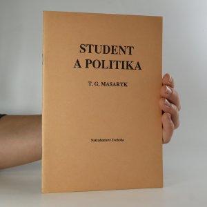 náhled knihy - Student a politika