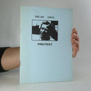 náhled knihy - Protest (první vydání)