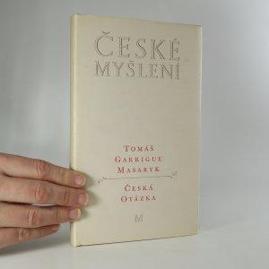 náhled knihy - Česká otázka
