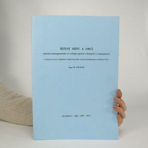 náhled knihy - Řízení měst a obcí