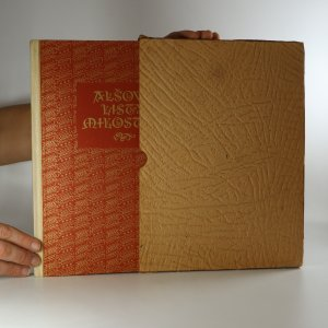 náhled knihy - Alšovy listy milostné
