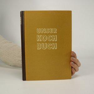 náhled knihy - Unser Kochbuch