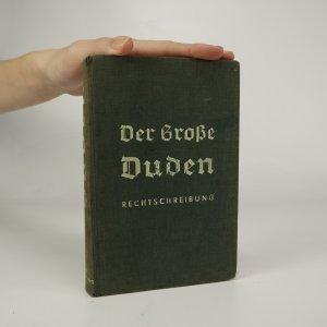 náhled knihy - Der Grosse Duden (Der Große Duden)