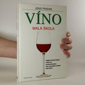 náhled knihy - Víno. Malá škola