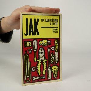 náhled knihy - Jak na elektřinu v bytě